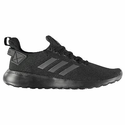 cheaper 66268 bef57 adidas Cloudfoam Lite Racer BYD Trainers Mens Black Sports Shoes Sneakers