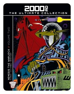 2000 AD: The Ultimate Collection Nemesis the Warlock: Volume 2 Issue 9 New
