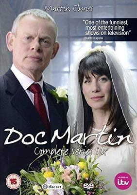 Doc Martin Series 6  with Martin Clunes New (DVD  2014)