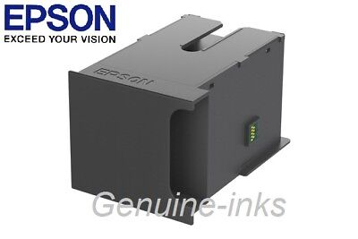 New Genuine Epson Ink Maintenance Box for WP 4010 4020 4023 4090 4520 4530 4540