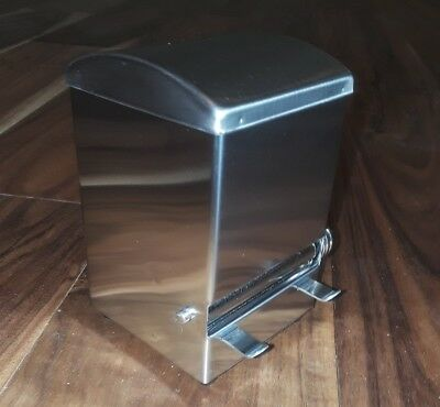 Stainless Steel Toothpick Dispenser - Crestware TPS Diner Style New