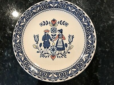 """Hearts & Flowers 8"""" SALAD / DESSERT PLATES by Johnson Brothers SELECT QUANTITY"""