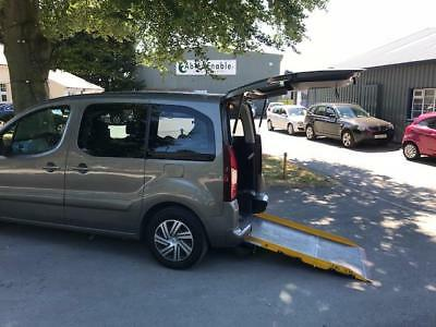 Citroen Berlingo Airdream wheelchair adapted accessible mobility car WAV