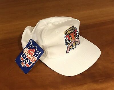 NFL Pro Football Hall Of Fame Festival Heroes Game 1996 96 Hat NWT Vintage