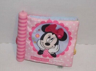 Disney Minnie Mouse Soft Book
