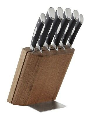 NEW Scanpan Classic Knife Block Set of 7