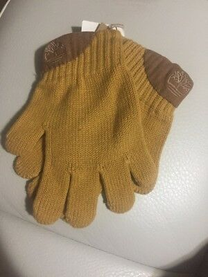 NWT Timberland Toddler One Size Gloves Mittens