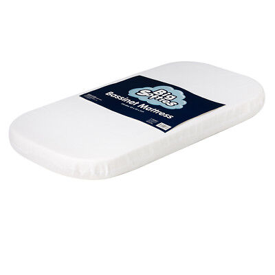 Big Softies Bassinet Mattress 65cm x 33cm x 5cm