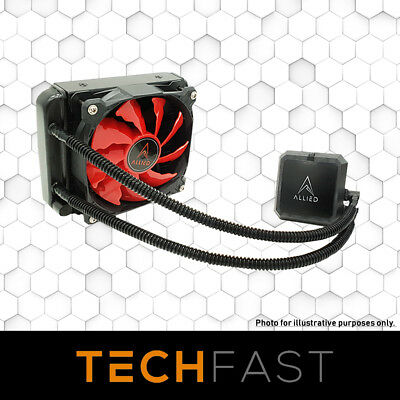 Allied 120mm Liquid CPU Cooler - Compatible with Intel 115X/Intel 2011/AMD AM3