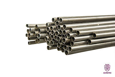Capillary tube 304 thin walled round tubing 0.8-12mm stainless steel 1.4301 <0.3