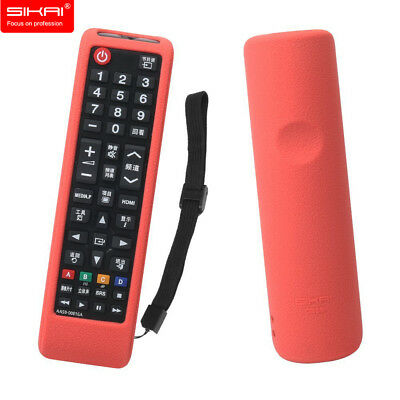 Shockproof Silicone Case for Samsung AA59-00741A BN59-01199F 3D Smart TV Remote