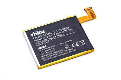 AKKU BATTERIE 890mAh für AMAZON Kindle 4 5 6 D01100 S2011-001-S
