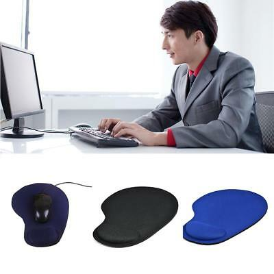 Ergonomic Comfort Wrist Support Mouse Pad Mice Mat Computer PC Laptop Non Slip#