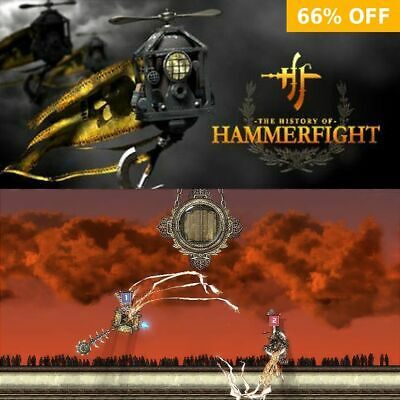 Hammerfight - PC WINDOWS MAC LINUX - Steam