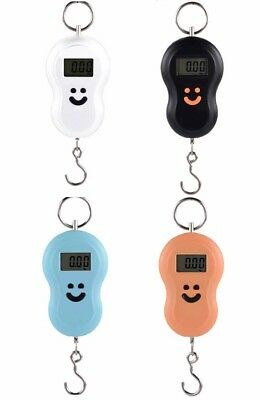 Hanging Scales Portable Digital Handheld Luggage Weight Electronic Hook Scale