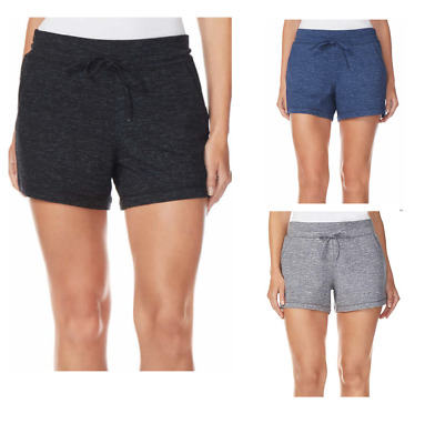 NEW 32 Degrees Cool Ladies' Fleece Shorts - VARIETY