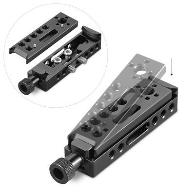 SmallRig Mounting Bracket plate with Arri hole for Teradek Bolt Receivers 2107