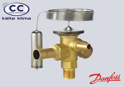 DANFOSS THERM  EXP  Valve TE 2 R448A /R449A Set - EUR 777,77