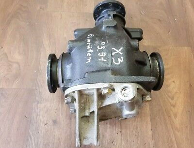 BMW X3 E83 2.5i Hinterachs Differential 3,91 TN 7506247 7533139 7533140 7504315