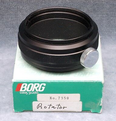 "Nos Borg 7350 ""rotator"" Telescope Adapter - Free Usa Shipping"
