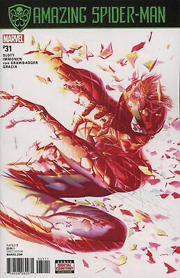 The Amazing Spider Man #31 Alex Ross VF+/NM+ 1st print