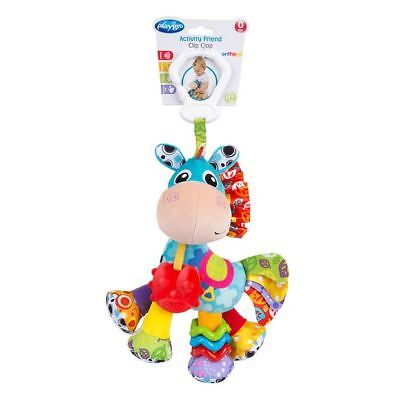 NEW Playgro Activity Friend Clip Clop