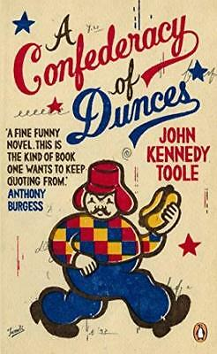 Confederacy of Dunces by John Kennedy Toole New Paperback Book