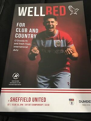 Bristol City v Sheffield United 15-09-2018