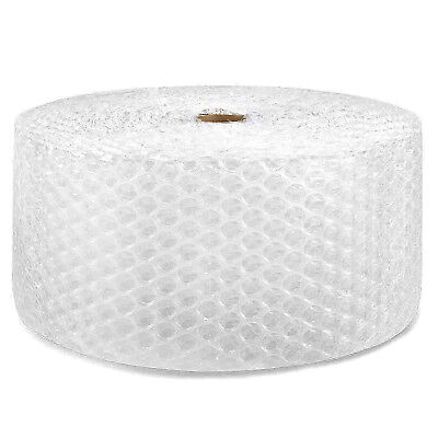 "1/2"" Large Bubble Cushioning Wrap Padding Roll 250' x 12"" Wide 250FT"