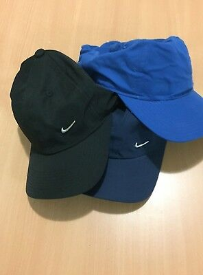 Nike Swoosh Adjustable Cap With Metal Logo For Men & Women