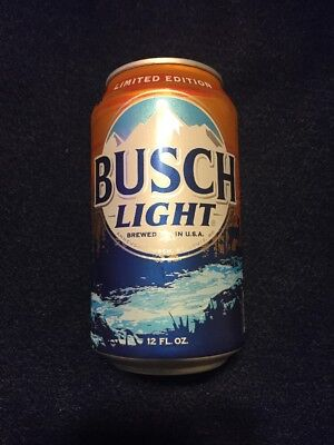 Busch Light Hunting Can 2017 Limited Edition