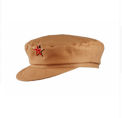 Chinese Army Military Officer Type 50 Cotton Hat Collection Cap Size L