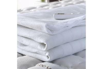Polyester Fully Fitted Heated Electric Blanket Queen