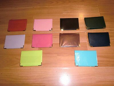 Bus Pass Oyster Travel Card Season Ticket Holder Wallet in Real Leather