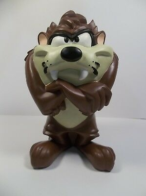 "Tasmanian Devil ""TAZ"" 11"" Statue Warner Bros. Store Exclusive 1997"
