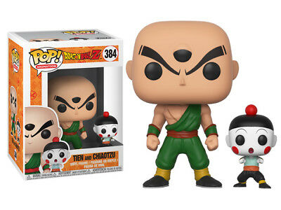 Funko POP ! Future Tien e Chiaotzu #384 - Dragon Ball Z - New !!! Disponibile!