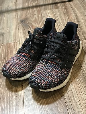 newest 46910 ffe1a adidas Ultra Boost 3.0 Multi-Color size 11