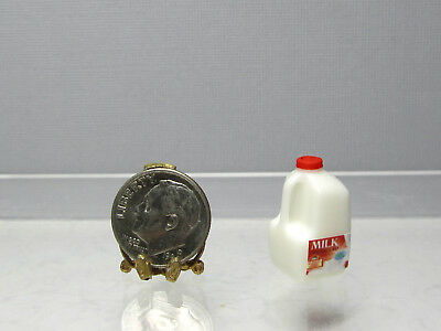Dollhouse Miniature Gallon Milk Container
