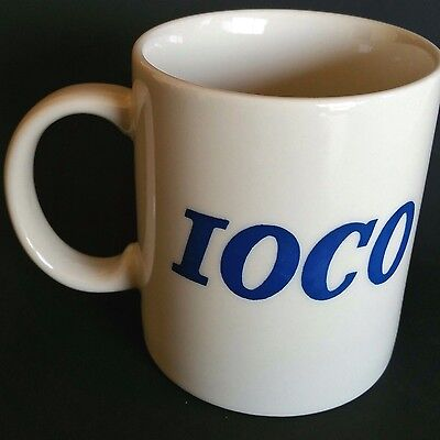 VTG IOCO Gas Station Auto Truck Stop  Coffee Mug Cup