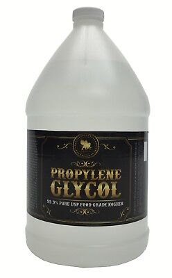 Propylene Glycol - 99.9% Pure Food Grade USP Kosher - 1 Gallon