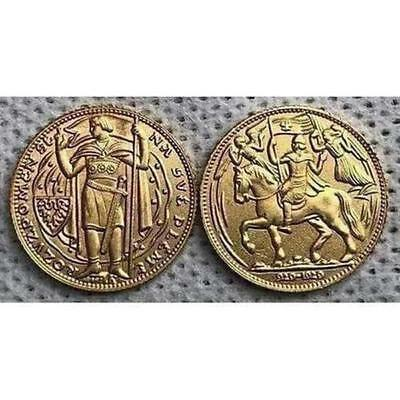 1000 Years of Christianity in Bohemia COIN