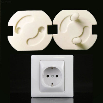 DDCF 02F0 10Pcs/Pack Power Electric Outlet Cover Baby Children Protectors Safety