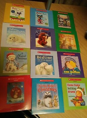 Scholastic Audio Cds Lot...all But 2 Are New