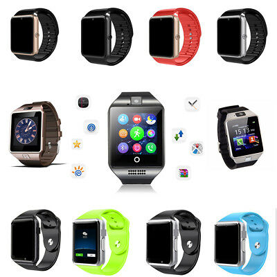 GT08 BLUETOOTH DZ09 Smart Watch A1 Q18 Smartwatch Android IOS SIM Call  Relojes