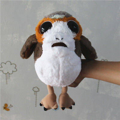 Star Wars The Last Jedi Porg Plush Soft Stuffed Doll   - 26cm