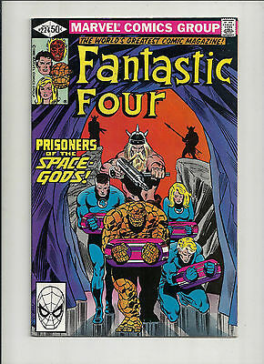 Fantastic Four  #224 NM-