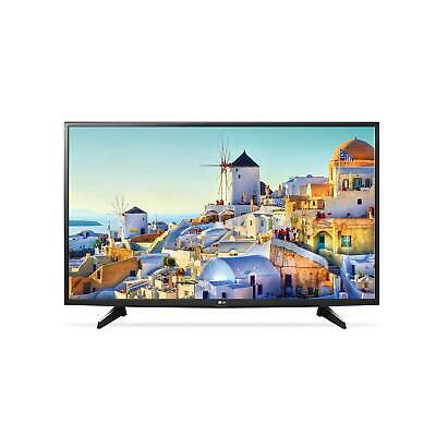 "LG 43UH610V Tv Led 43"" 4K Ultra Hd Smart Tv Wi-Fi Nero"
