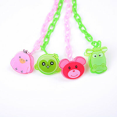 Cartoon Baby Dummy Pacifier Soother Nipple Chain Clip Buckle Holder Holder JC
