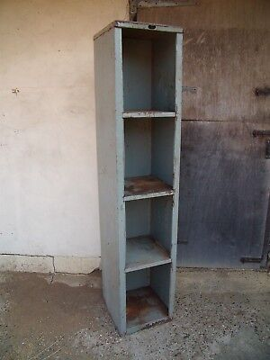 Grey Painted Steel Industrial Shelves Racking Storage Unit Tools Parts Materials