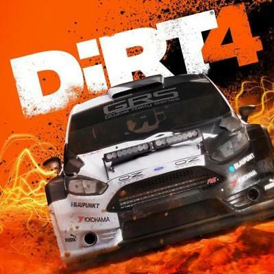 Dirt 4 PC Key Region Free NO DISC